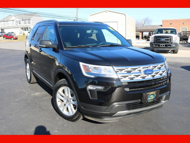 Ford Explorer 2019 price $28,990