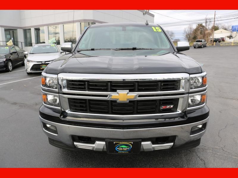 Chevrolet Silverado 1500 2015 price $26,990
