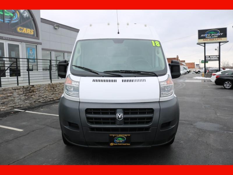 RAM ProMaster Cargo Van 2018 price $23,990