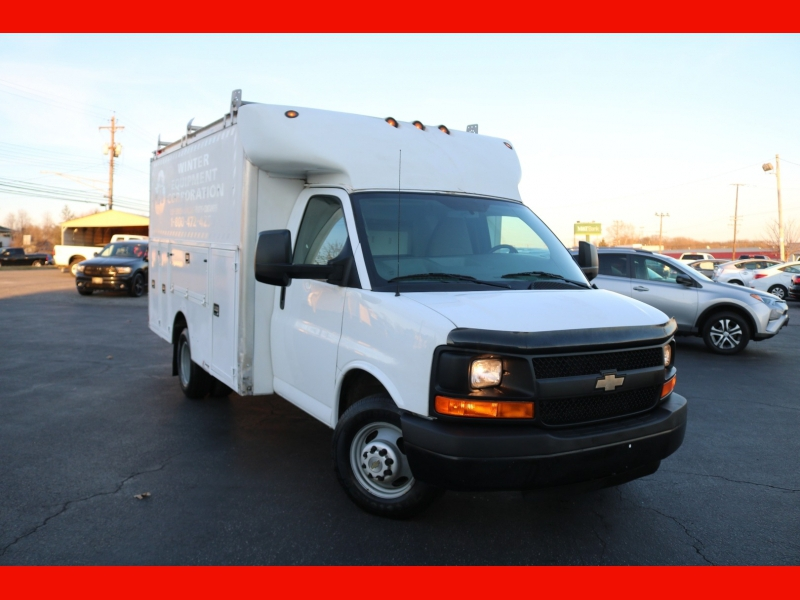 Chevrolet Express Commercial Cutaway 2015 price $23,990