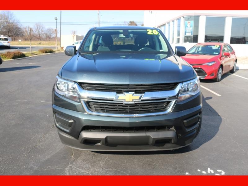Chevrolet Colorado 2020 price $28,990
