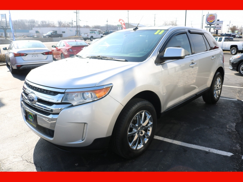 Ford Edge 2011 price $8,990
