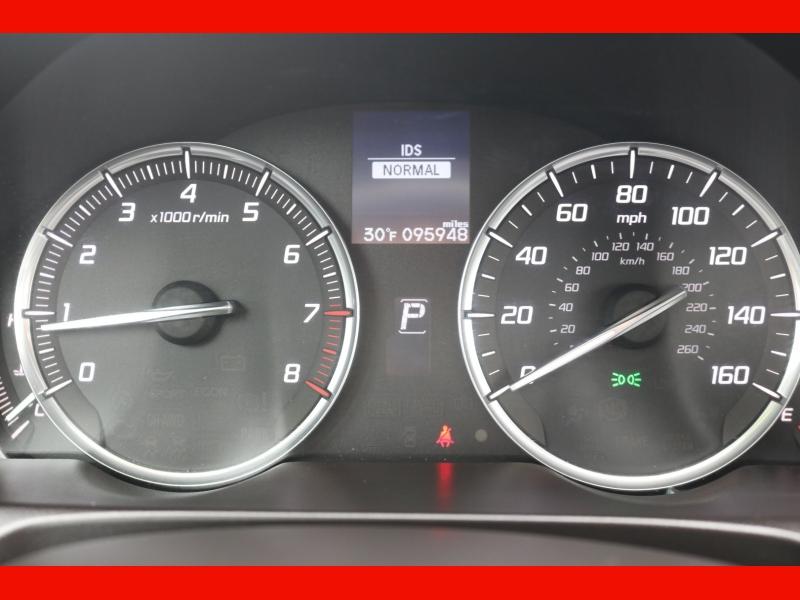 Acura TLX 2015 price $14,990