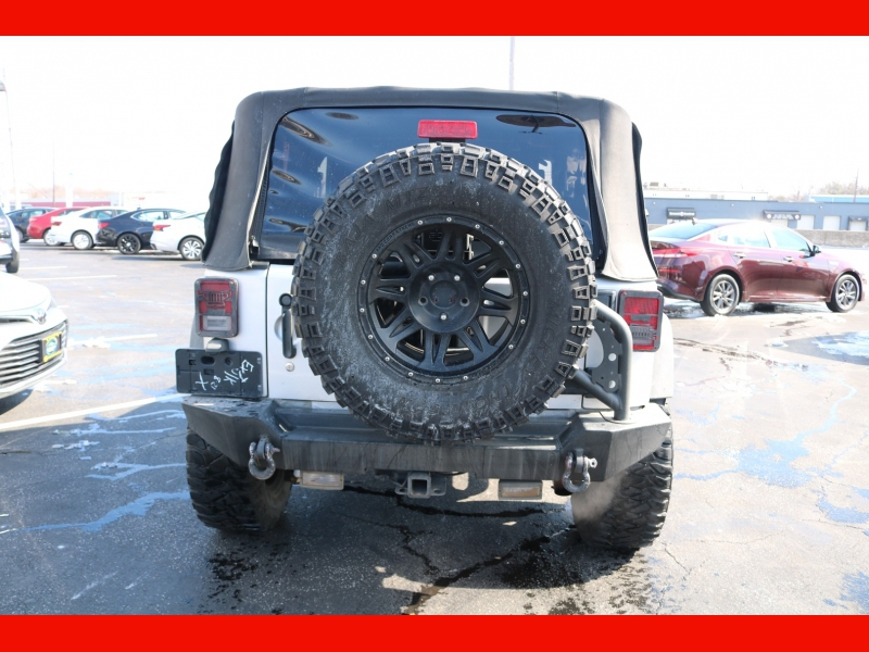 Jeep Wrangler 2010 price $15,990