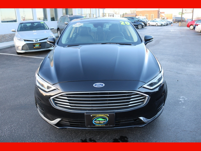 Ford Fusion 2020 price $20,990