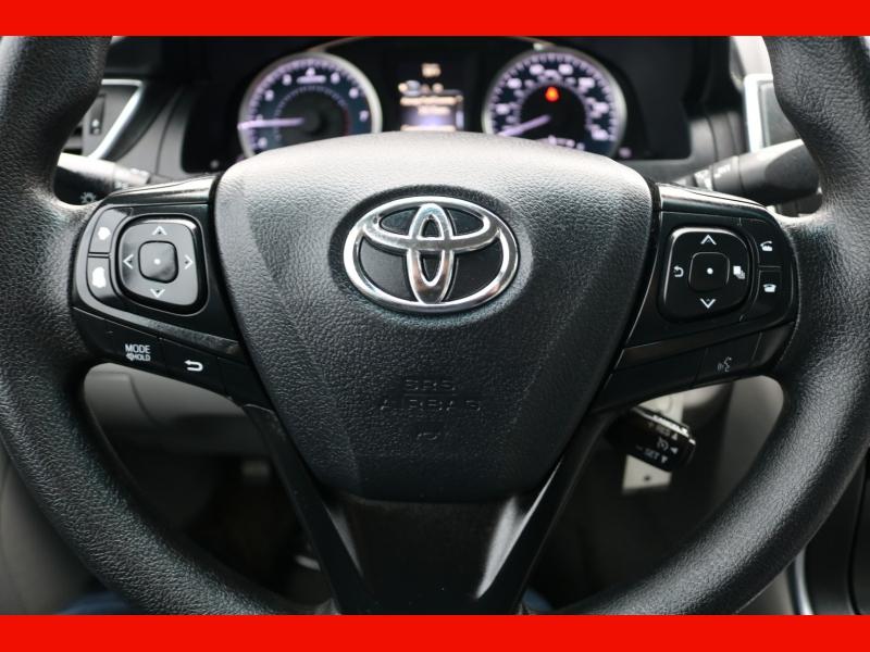 Toyota Camry 2016 price $14,990