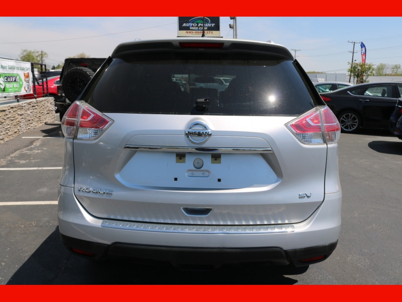 Nissan Rogue 2016 price $13,490