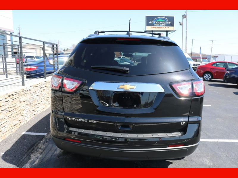 Chevrolet Traverse 2017 price $23,990