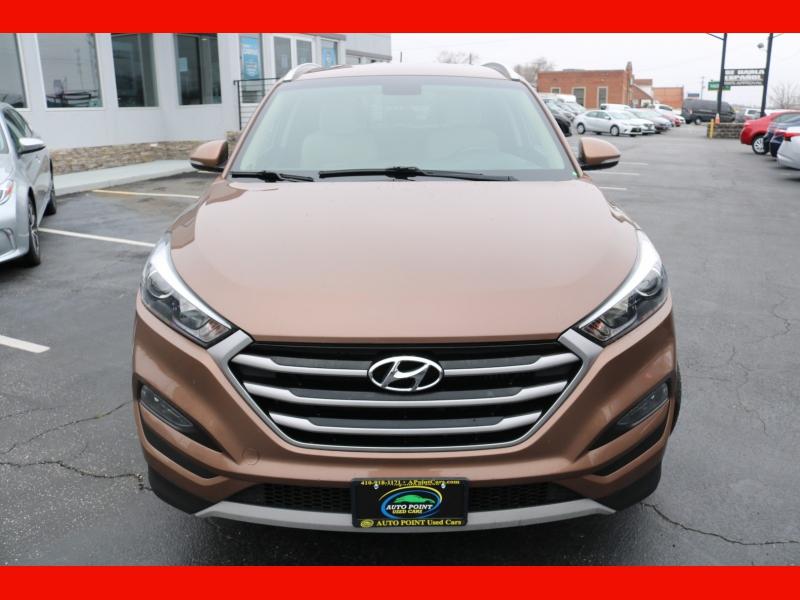 Hyundai Tucson 2017 price $16,990
