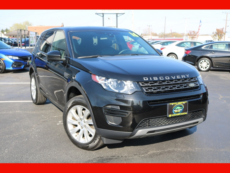 Land Rover Discovery Sport 2016 price $24,990