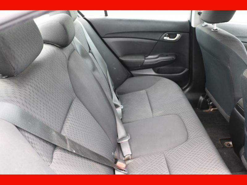 Honda Civic Sedan 2015 price $12,990