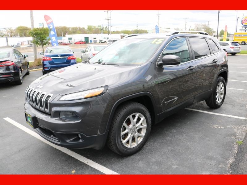 Jeep Cherokee 2015 price $15,990