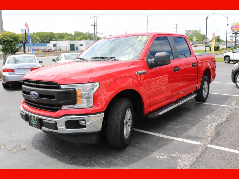 Ford F-150 2018 price $27,990