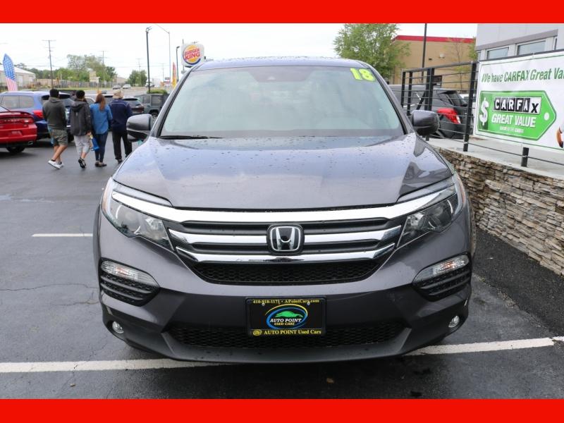 Honda Pilot 2018 price $36,990