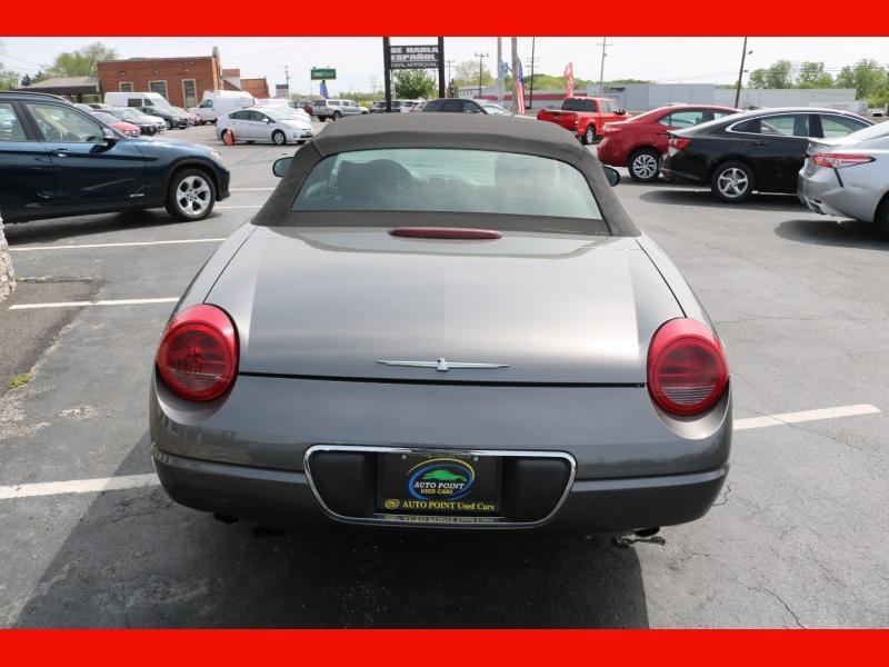 Ford Thunderbird 2003 price $16,990