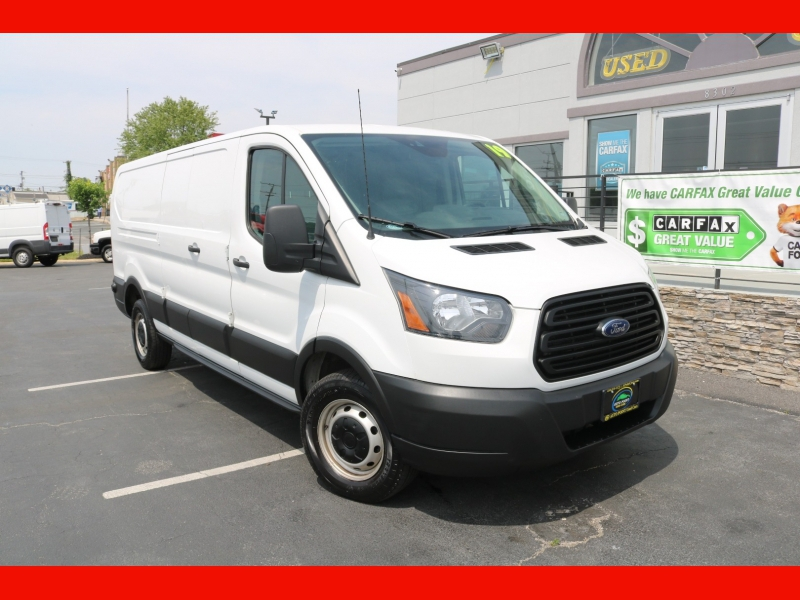 Ford Transit Van 2019 price $28,990