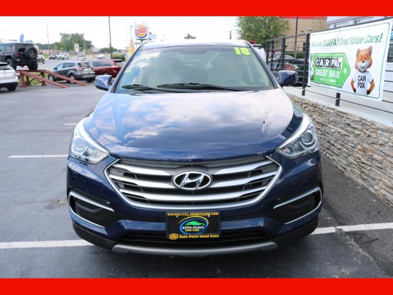 Hyundai Santa Fe Sport 2018 price $23,990