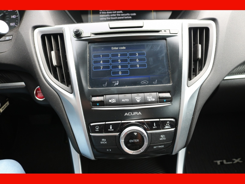 Acura TLX 2015 price $21,990