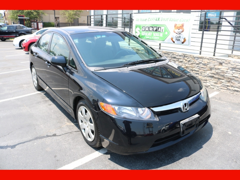 Honda Civic Sdn 2008 price $7,990