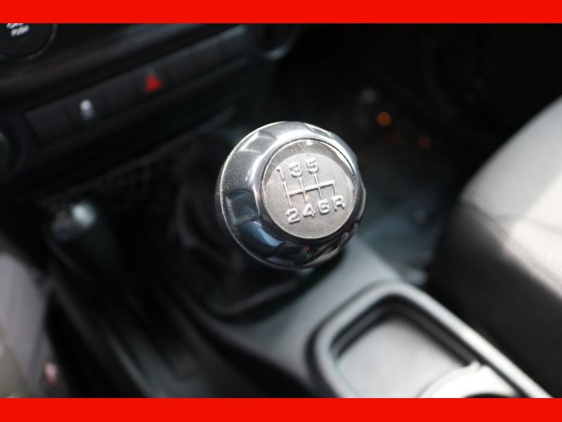 Jeep Wrangler 2016 price $29,990