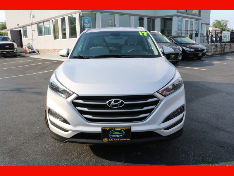 Hyundai Tucson 2017 price $21,990