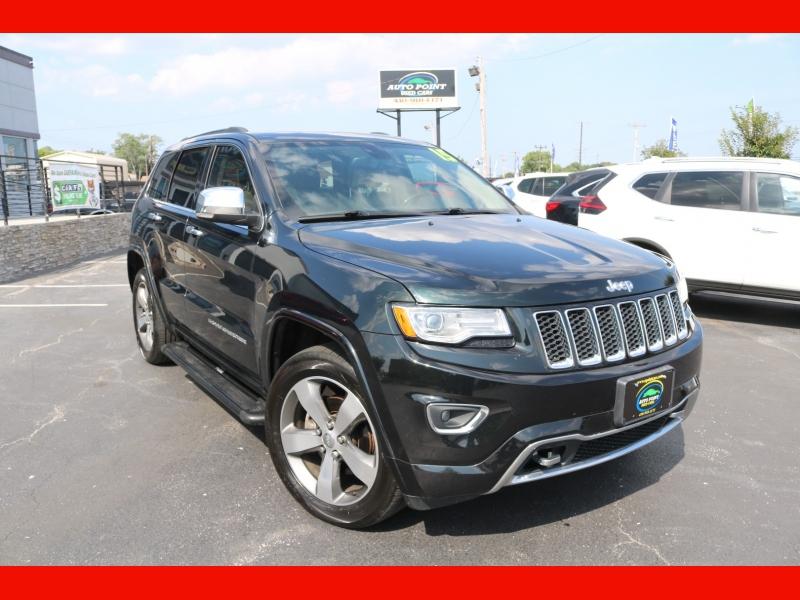 Jeep Grand Cherokee 2015 price $27,990