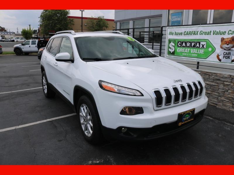 Jeep Cherokee 2015 price $16,990