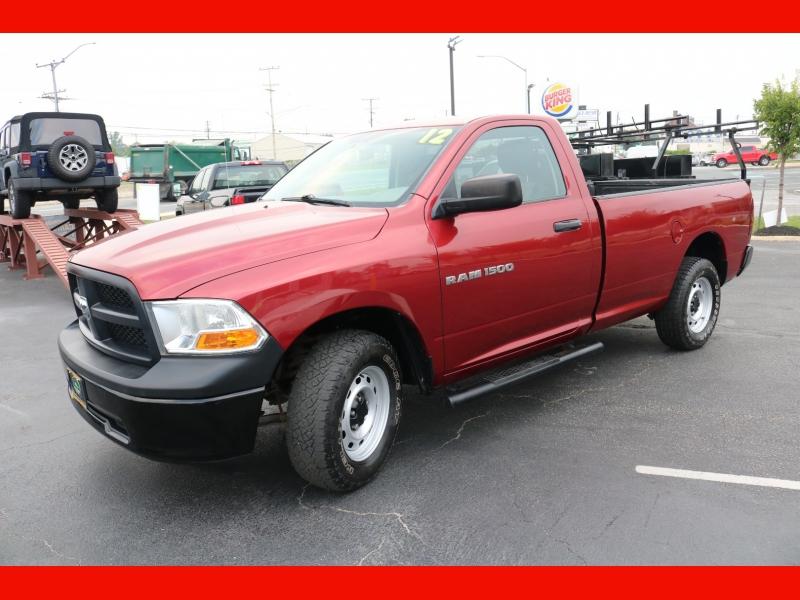 RAM 1500 2012 price $16,990