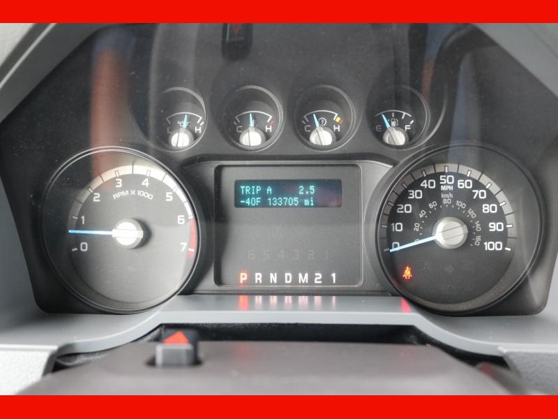 Ford Super Duty F-250 SRW 2012 price $21,990