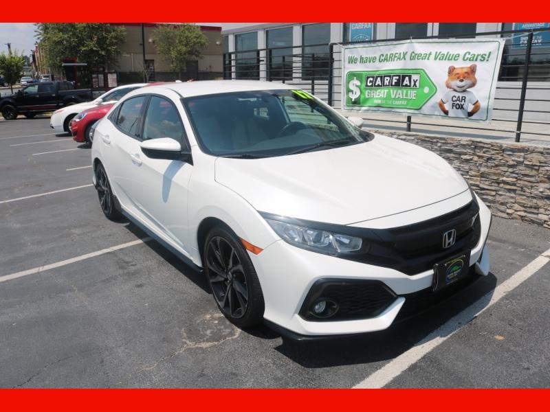 Honda Civic Hatchback 2017 price $23,990