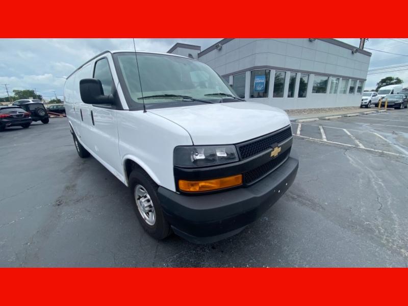 Chevrolet Express Cargo Van 2018 price $18,990