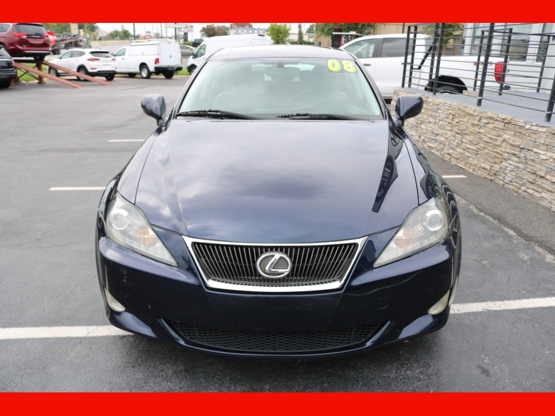 Lexus IS 250 2008 price $11,990