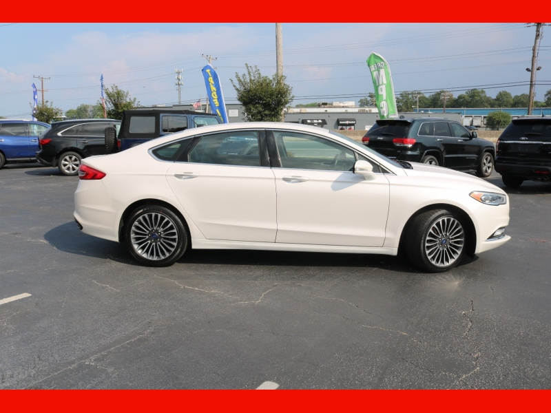 Ford Fusion 2017 price $19,990