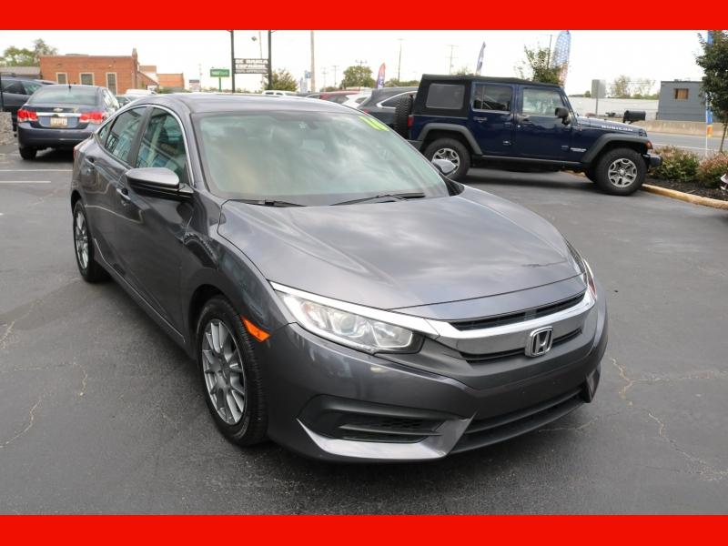 Honda Civic Sedan 2016 price $16,990