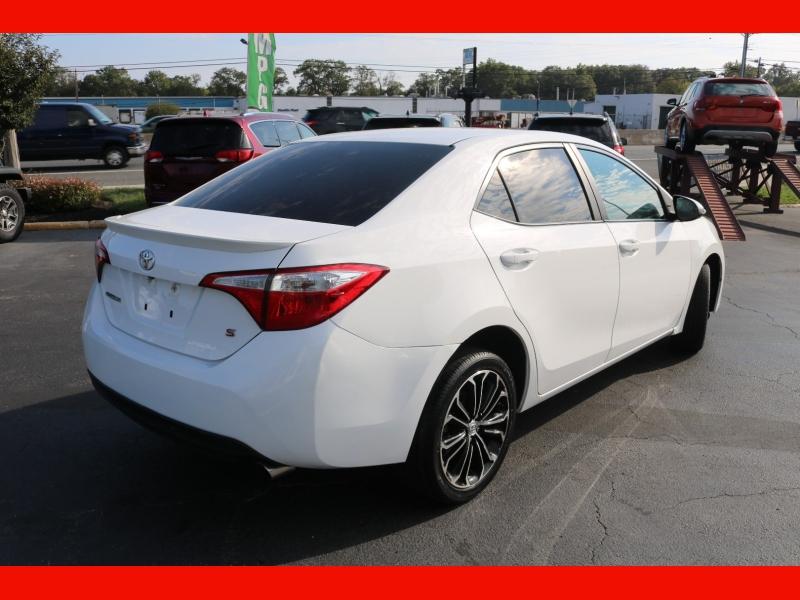Toyota Corolla 2016 price $18,990