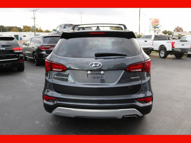 Hyundai Santa Fe Sport 2017 price $19,990