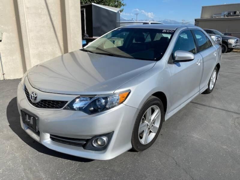 Toyota Camry 2014 price $12,800