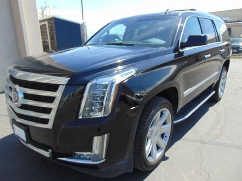 Cadillac Escalade 2015 price $41,000