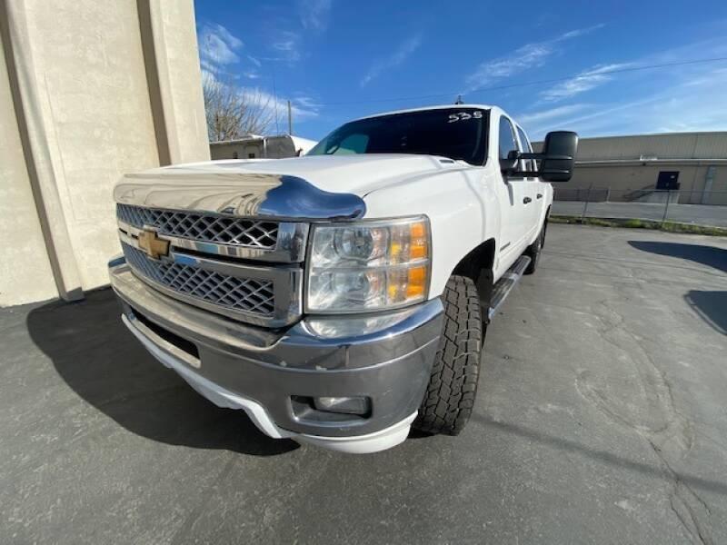 Chevrolet Silverado 2500HD 2012 price $13,900