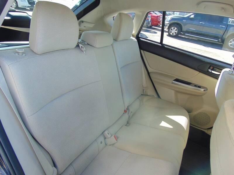 Subaru XV Crosstrek 2015 price $12,990