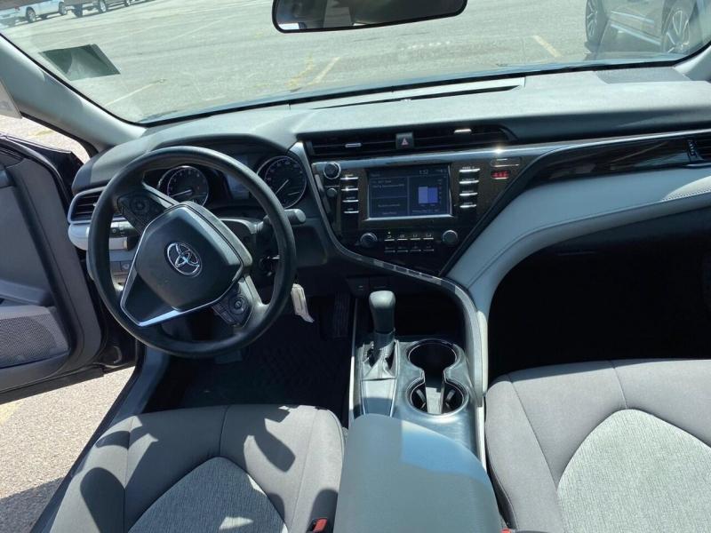 Toyota Camry 2019 price $19,990