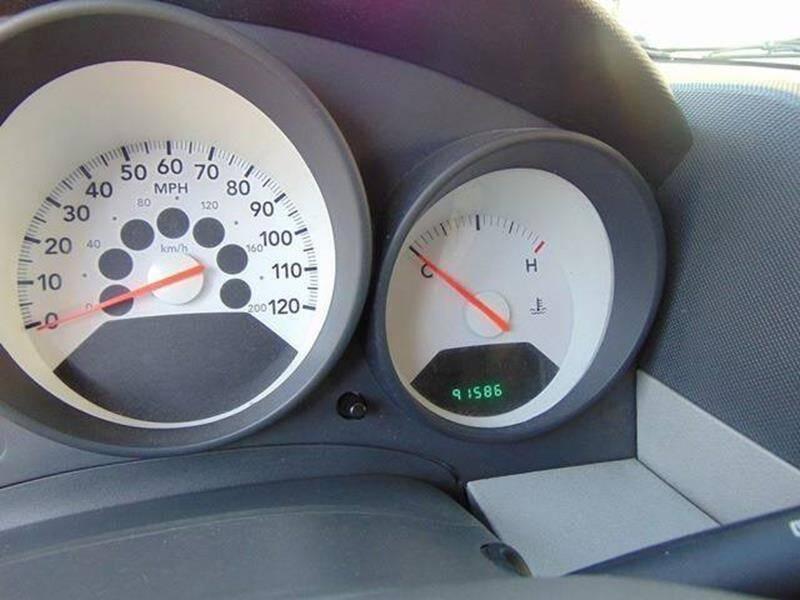 Dodge Caliber 2007 price $4,500
