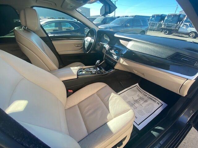 BMW 5 Series 2013 price $12,500