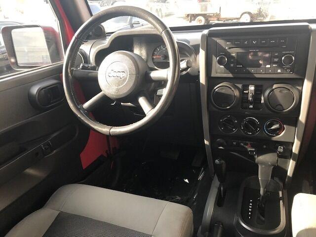 Jeep Wrangler Unlimited 2008 price $13,600