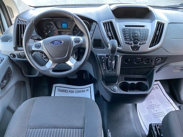 Ford Transit Passenger 2018 price $24,900