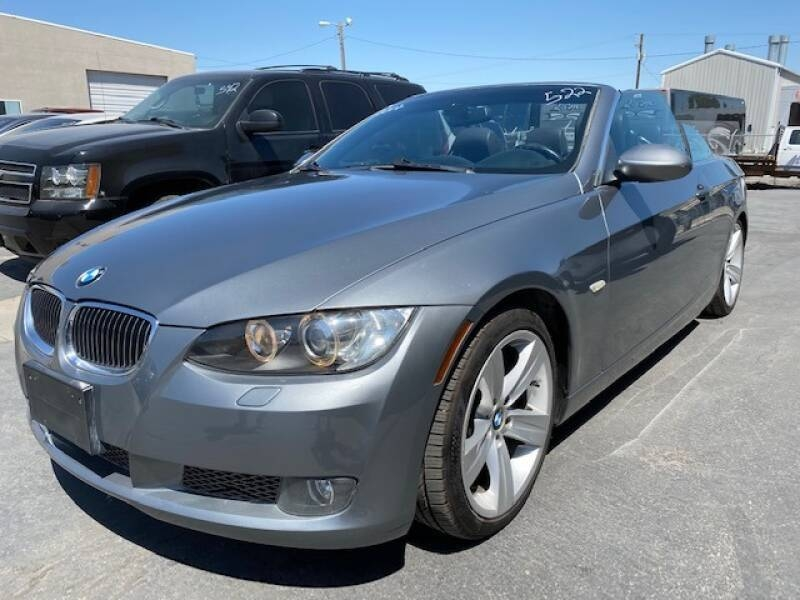 BMW 3 Series 2007 price $8,900