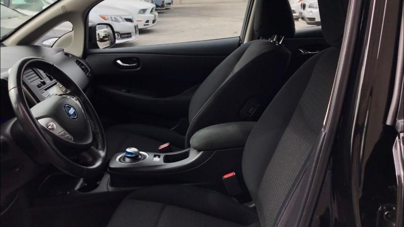 Nissan LEAF 2015 price $10,500