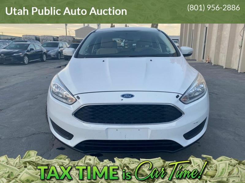 Ford Focus 2016 price $8,800