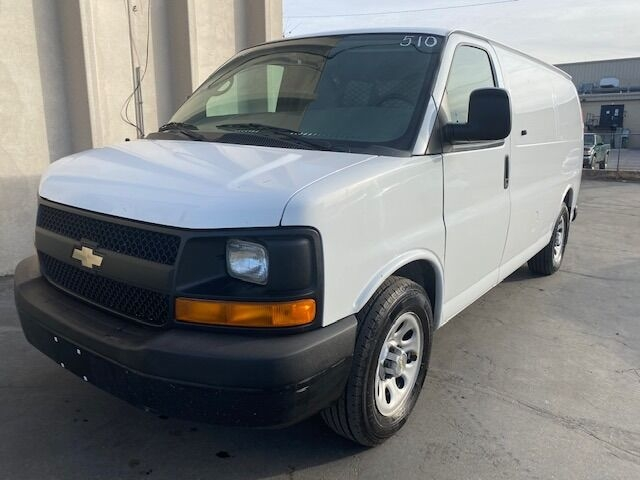 Chevrolet Express Cargo 2010 price $9,300
