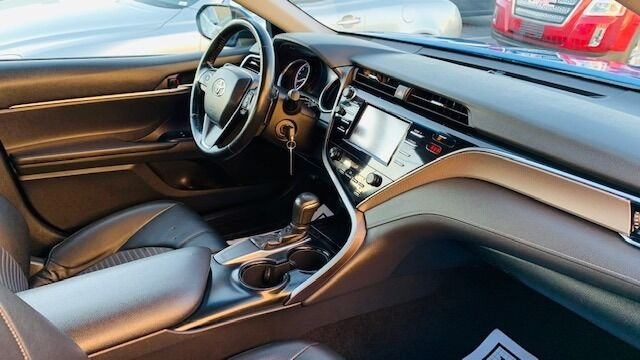 Toyota Camry 2018 price $20,990
